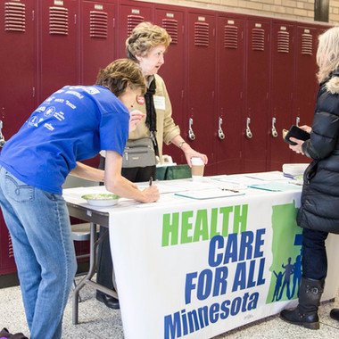 HEALTHCARE FOR ALL MINNESOTA