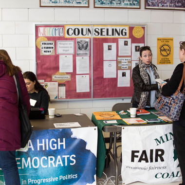 MINNESOTA HIGH SCHOOL DEMOCRATS & MINNESOTA FAIR TRADE COALITION