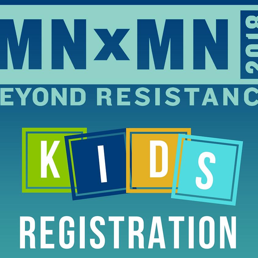 MNxMN 2018: Beyond Resistance KIDS REGISTRATION