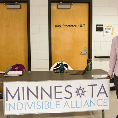 2018 SPONSOR, MINNESOTA INDIVISIBLE ALLIANCE