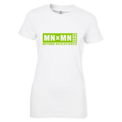 MNxMN Logo Teeshirt - WOMENS