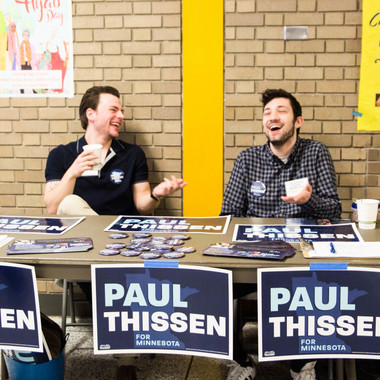 PAUL THISSEN FOR MINNESOTA