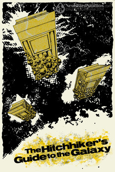 Hitchhiker's Poster
