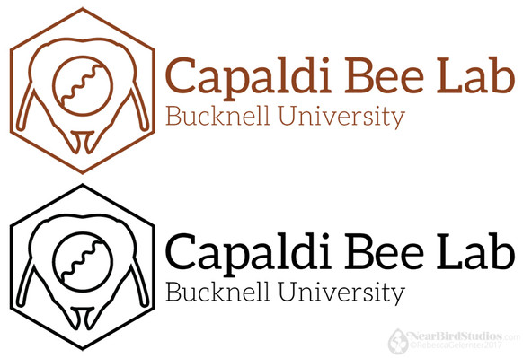 Capaldi Bee Lab Logo