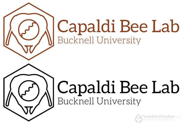 Capaldi Bee Lab Logo
