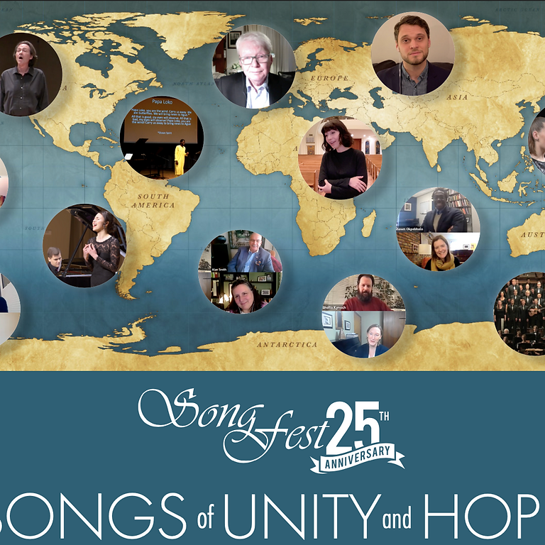 Songs of Unity and Hope