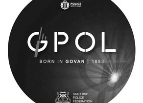 GLASGOW POLICE PIPE BAND JOIN BRITISH DRUM CO
