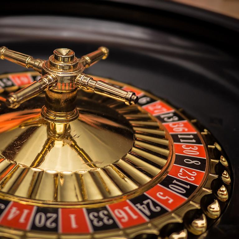 New Years Eve James Bond Casino Night