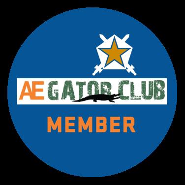 AE Gator Club Annual Membership