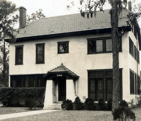 Original Chapter House - 1930's