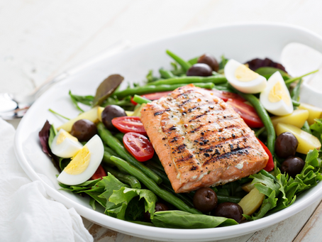 Did you know salmon is one of the most nutritious foods on the planet?