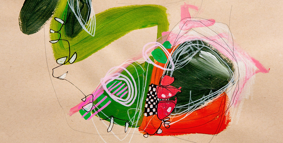 STRATHMORE PAPER ARTWORK#2