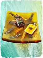 Carasmiths EternaMemories art glass memorial pendants and home goods