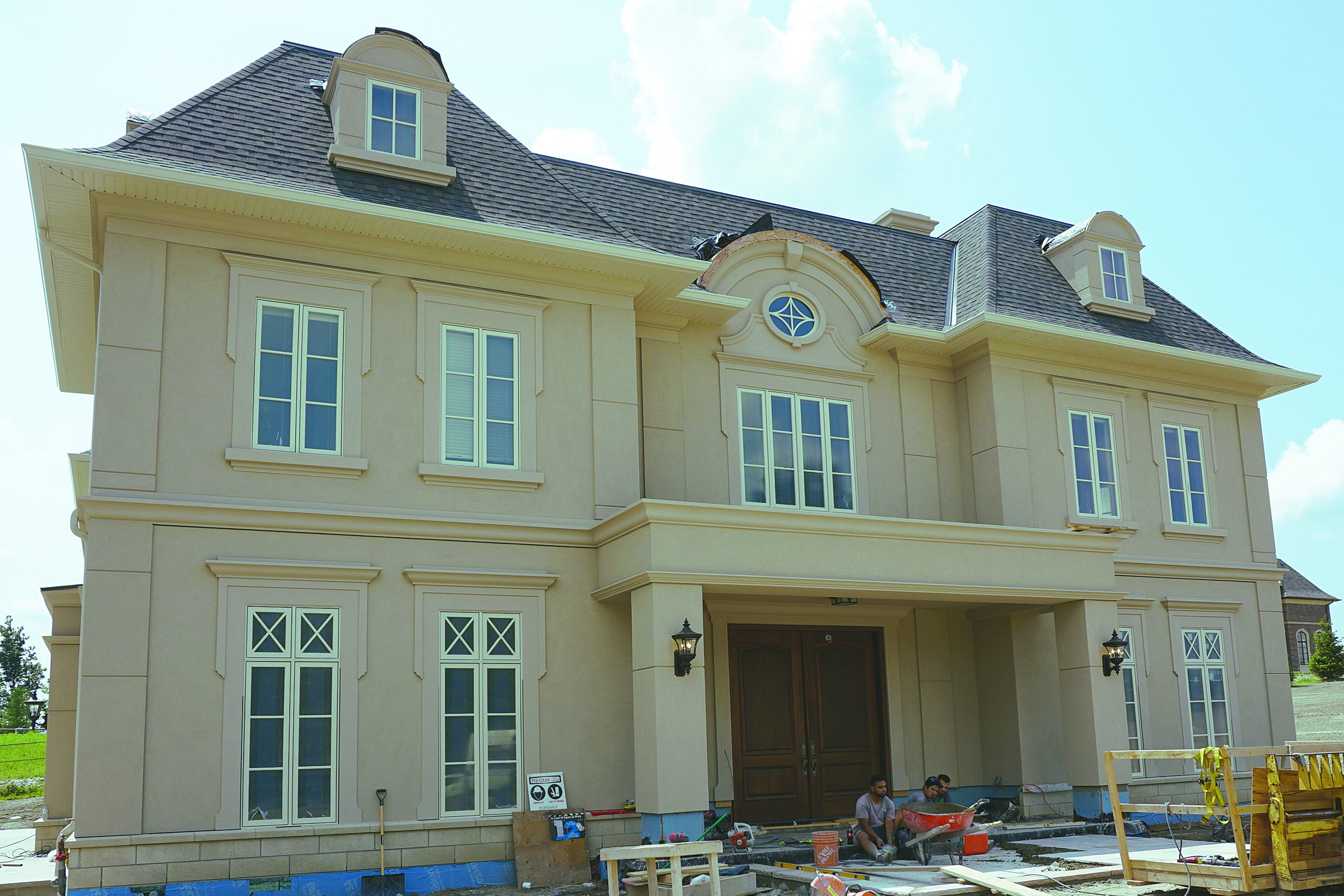 Exterior Mouldings
