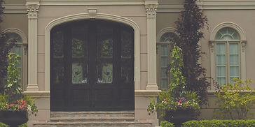 Custom Exterior Mouldings