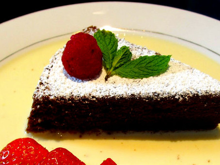 Chocolate CAKE and Chocolate TORTE
