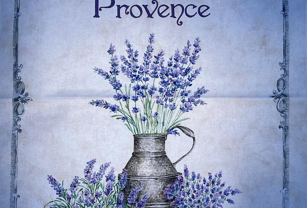 "Decorative Dish Towel ""Lavender of Provence"""