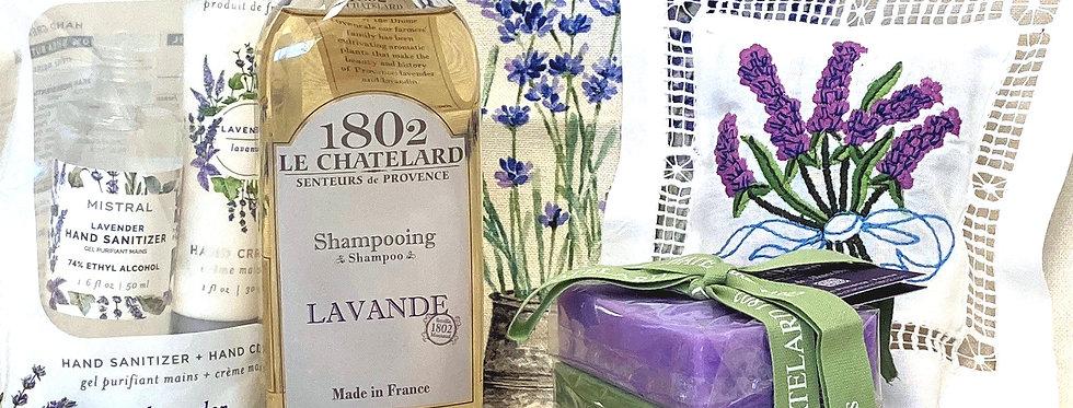 Lavender Lover's Gift Set