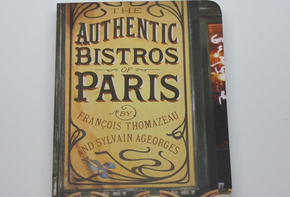 Authentic Bistros of Paris