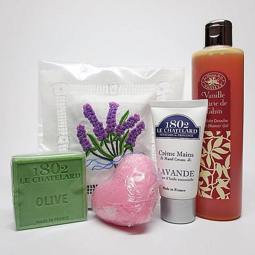 Gift Box: Bath & Body