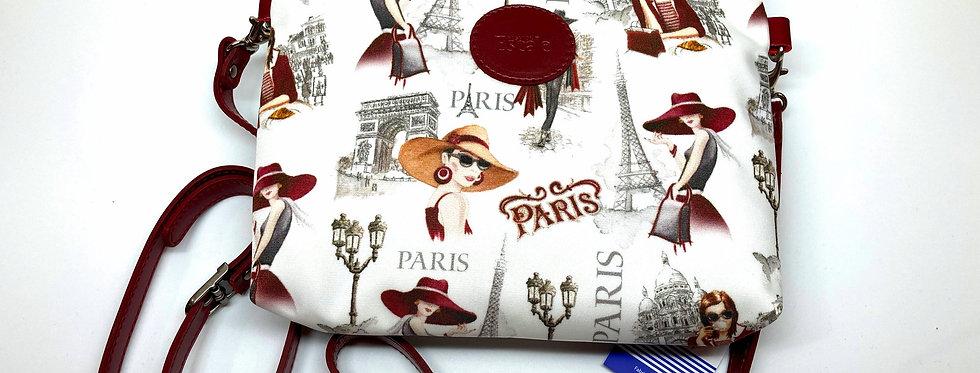 """Paris Fashion"" Cross-Body Bag"