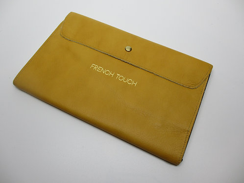 """the Parisian Organizer, FT Safran - """"FRENCH TOUCH"""" Collection"""
