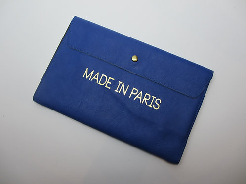 "the Parisian Organizer, MIP Blue - The ""Made in Paris"" Collection"