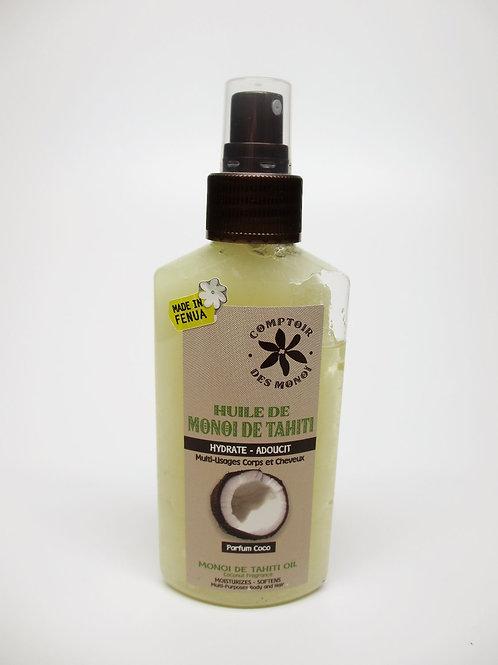 Monoi Oil de Tahiti COCONUT – Spray Bottle