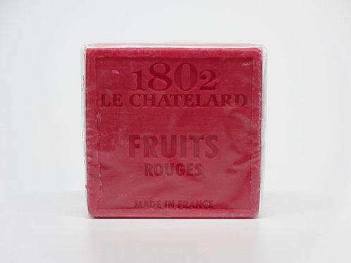 Red Fruit Soap Bar