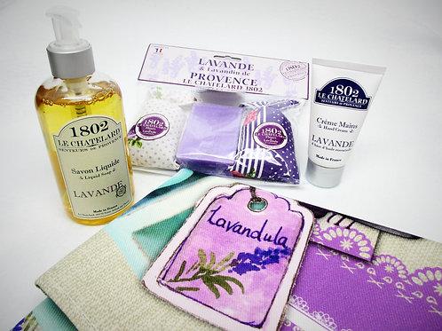 """Gift Set Ensemble for the """"Lavender Lover''"""