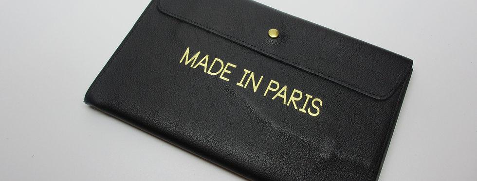 "the Parisian Organizer, MIP Black - The ""Made in Paris"" Collection"