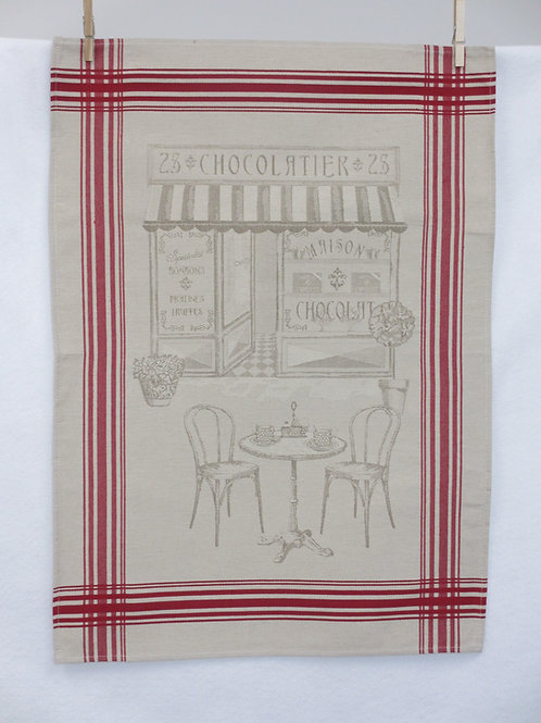 Dish Towel - Fifties / Chocolatier