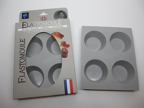 Elastomoule for Large Muffins