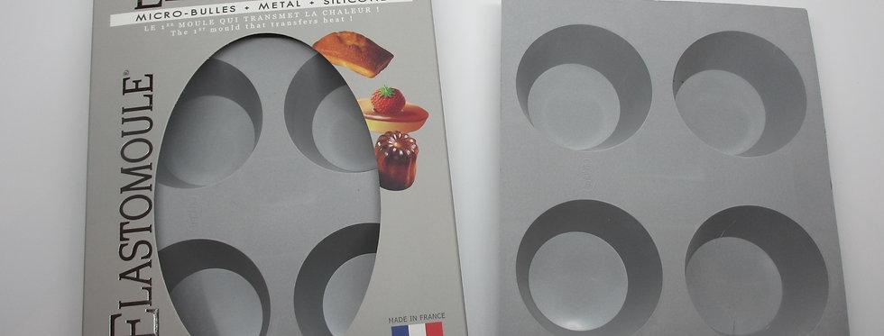 Elastomoule for Large Muffins