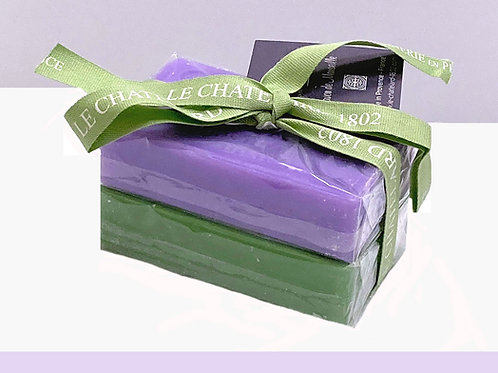 French Lavender/Olive Soap Gift Set