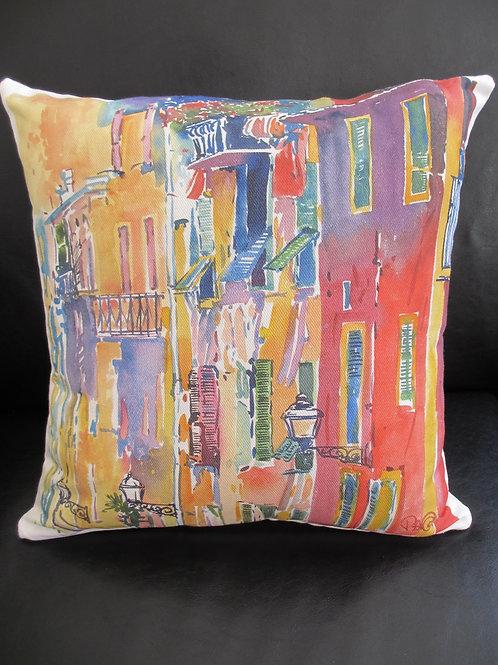 "Pillow ""Provence Shutters"""