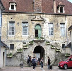 Poligny-France
