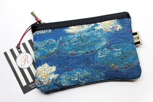 """Royal Tapisserie Purse Case, """"Monet"""""""