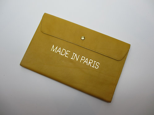 "the Parisian Organizer, MIP Safran - The ""Made in Paris"" Collection"