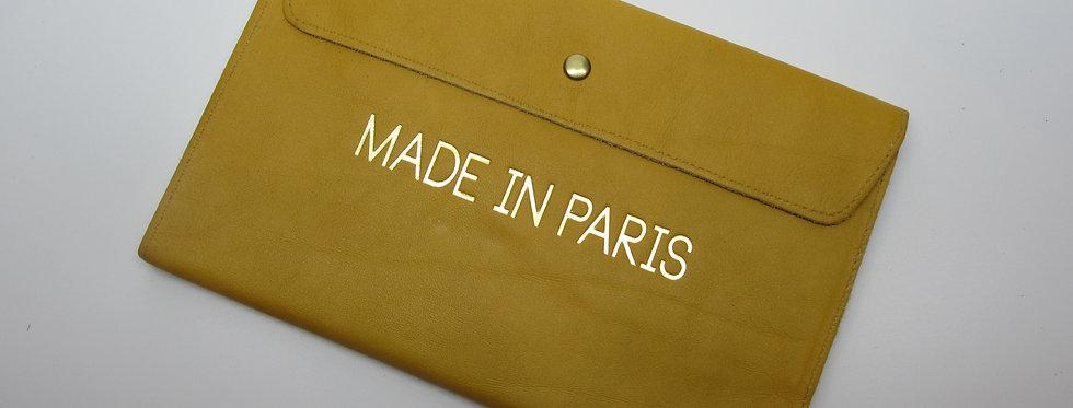 "the Parisian Organizer, MIP Safran - The ""Made in Paris"" Collection"