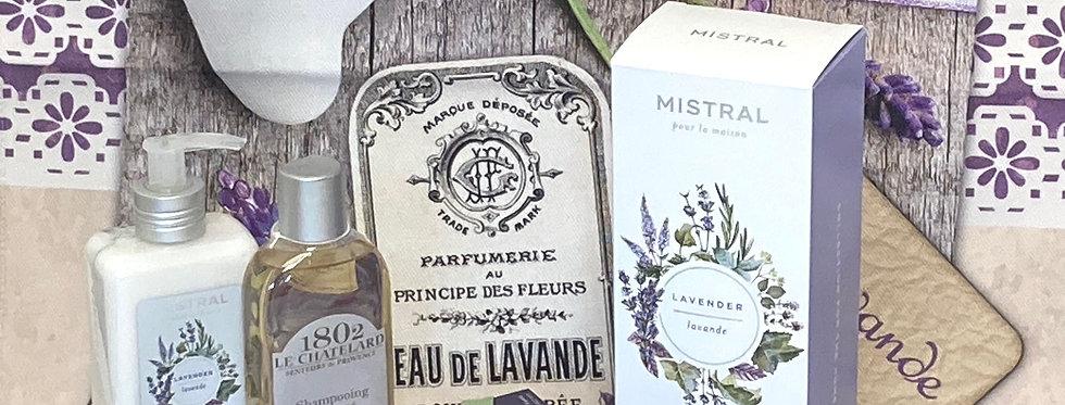 Whimsical Lavender Gift Set