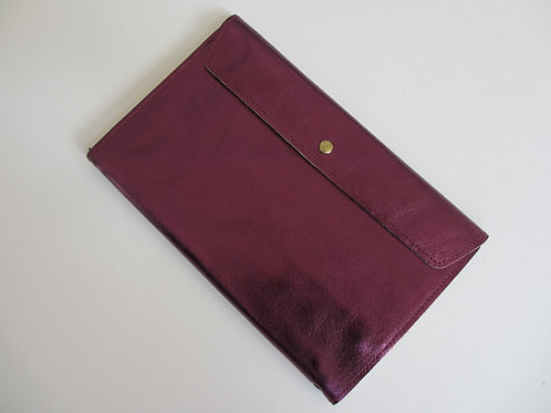 "the Parisian Organizer, Eggplant - a Wardrobe ""MUST HAVE"""