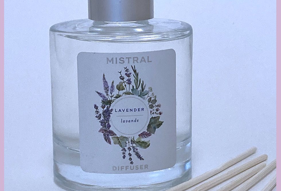 Functional and Decorative Lavender Diffuser