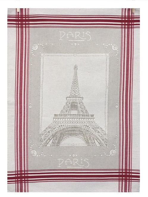 Dish Towel - Fifties / Paris