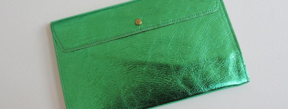 the Parisian Organizer, Metalic Green - Super Trendy!