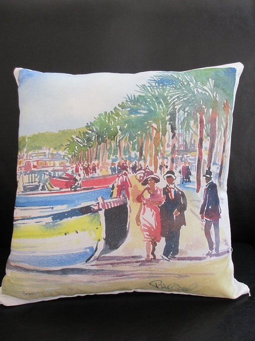 "Pillow ""Provence Promenade"""