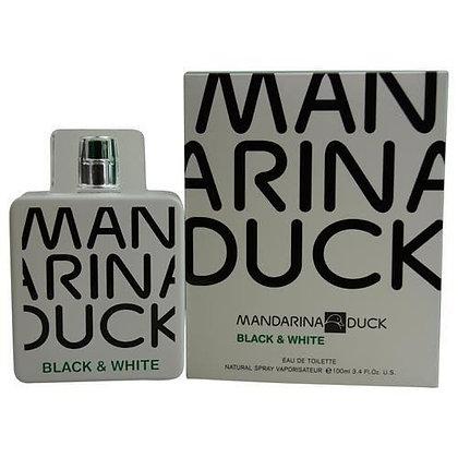 Mandarina Duck | Black & White | E.D.T | 100ml | בושם לגבר
