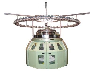 M-SEC7BSMM Single Knit Fine Gauge Electronic Jacquard Machine