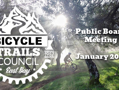 BTCEB Public Meeting, January 6 2021