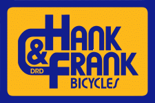 Hank and Frank Bicycles
